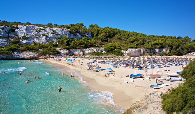 Win an all Inclusive holiday for a family of 5 to Majorca