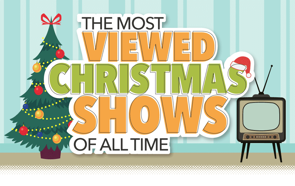 The Most Viewed Christmas Shows of All Time
