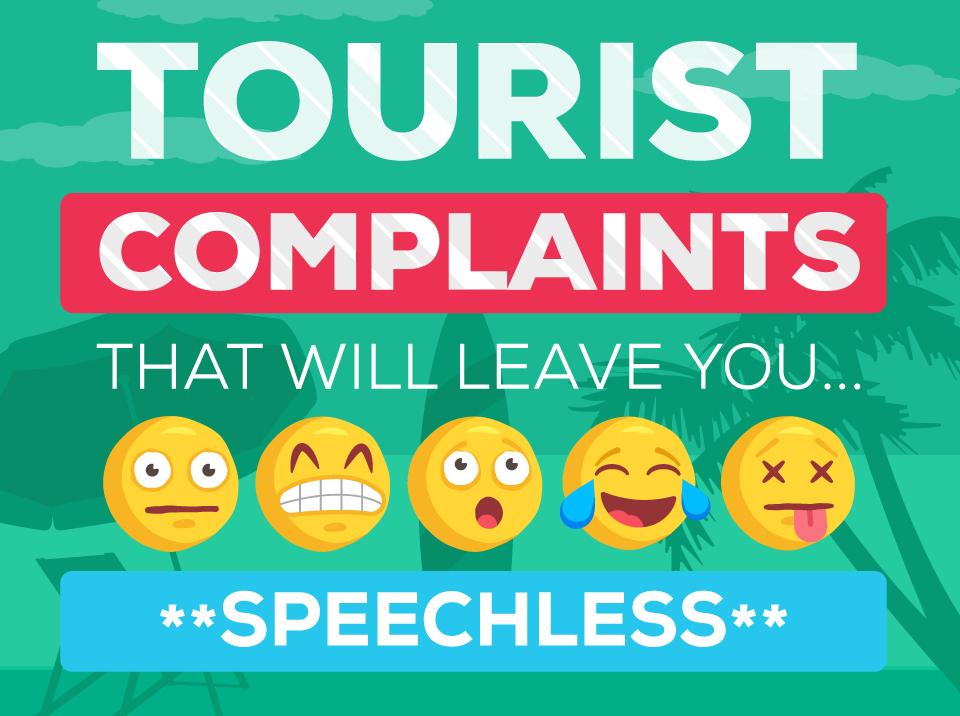MyOffers Tourist Complaints