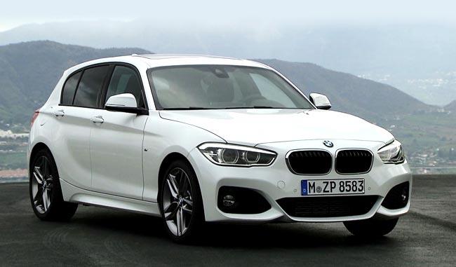 Win a BMW 1 series