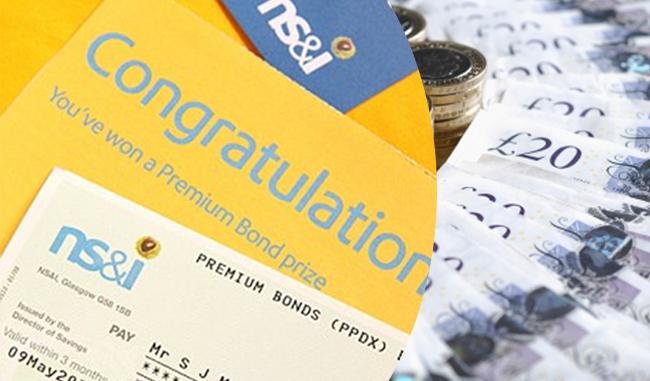 Win £15,000 of premium bonds