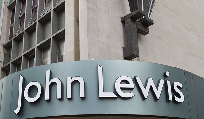 Win £3,000 to spend in John Lewis