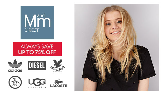 Win £250 to spend at MandM Direct