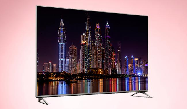 Win a Panasonic 4K Ultra-HD 3D Smart TV