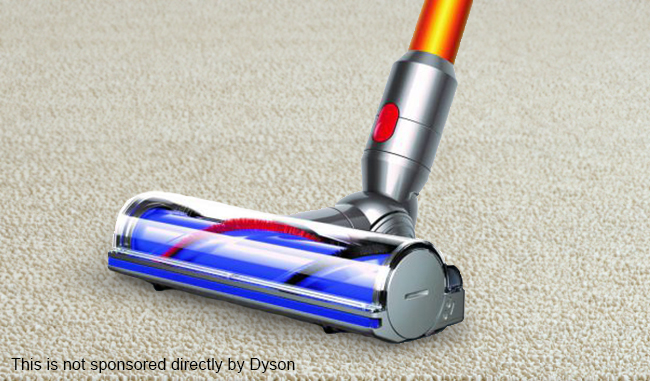 Test and keep a Dyson V8 ABSOLUTE