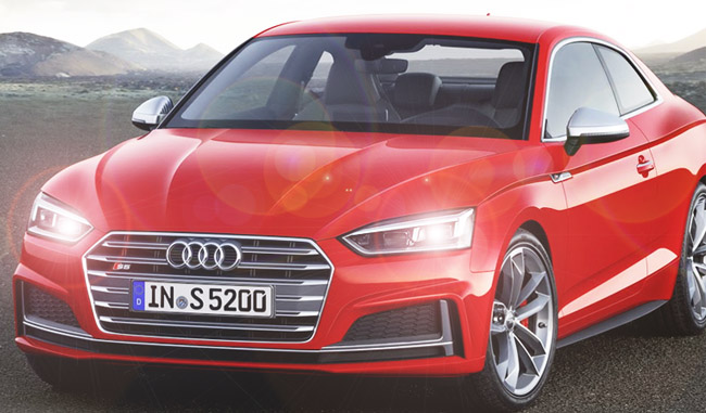 Test and keep an Audi A3