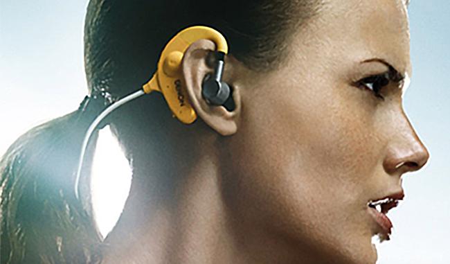 Win one of 25 pairs of Denon Exercise Freak Headphones