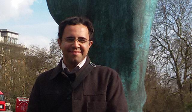Kousha Tavankar